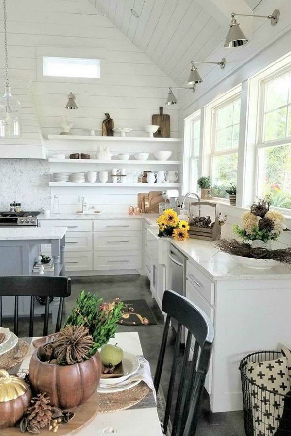 10 inspiring home decor instagram accounts farmhouse kitchen rh pinterest com