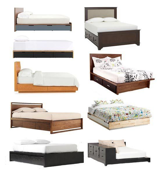 The storage bed is a perfect way to make the most of a small bedroom. By storing clothing and bedding under your resting place, you're able to eliminate the need for a dresser – and saving that little bit of space can be crucial in a compact apartment. Check out the list of our favorite storage beds for 2012: