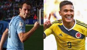 Uruguay vs. Colombia EN VIVO TV Online Directo juegan por las Eliminatorias Rusia 2018| El Comercio Peru. Octubre 13, 2015.
