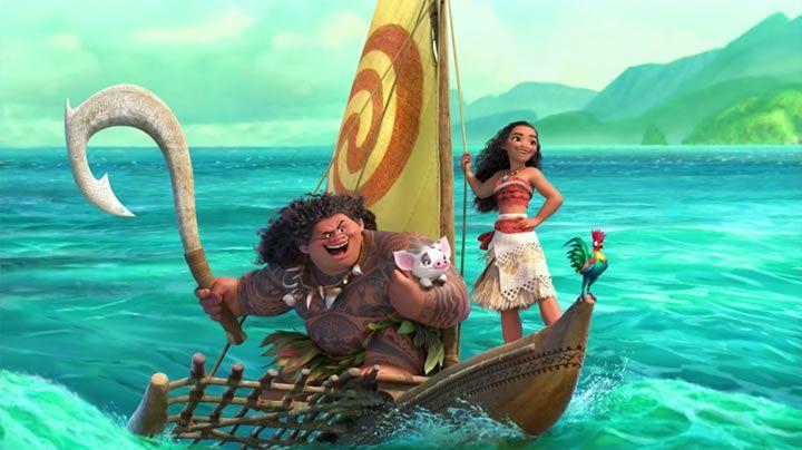 Le trailer HD du prochain Disney – MOANA