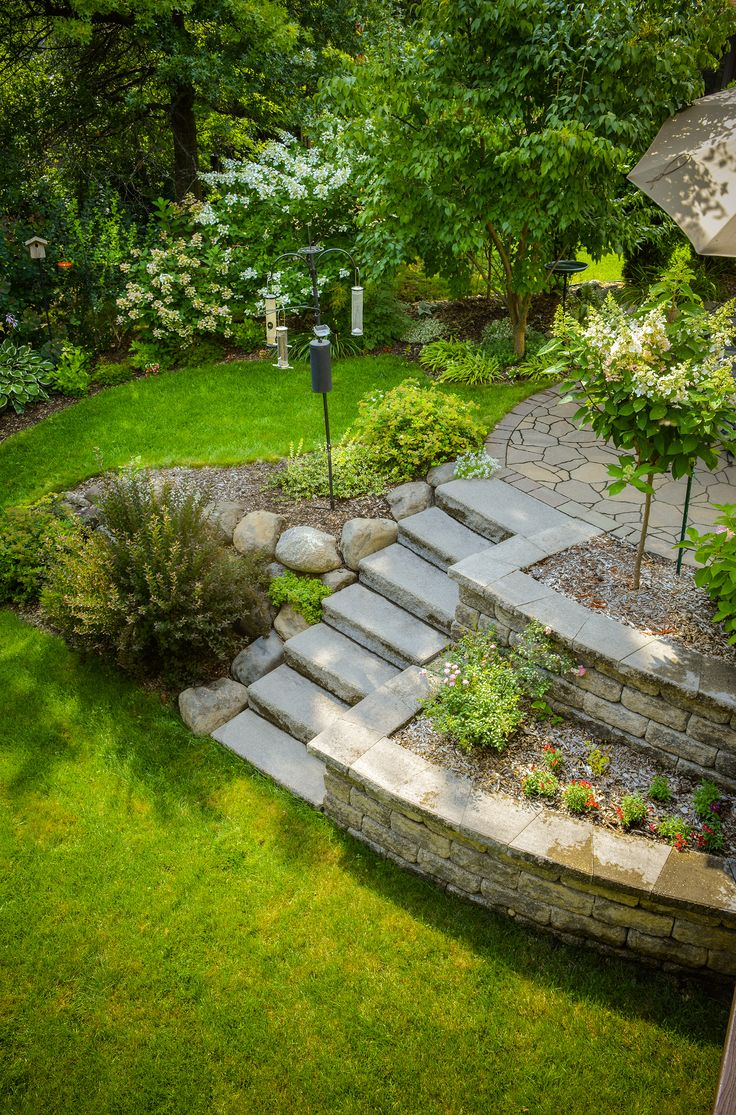 The 25+ best Large backyard landscaping ideas on Pinterest ...
