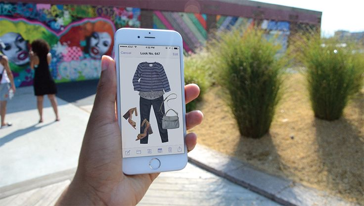 The Virtual Closet: How Stylebook Improved My Wardrobe via @stylebookapp Whenever I'm bored, I save outfit collages using photos of my real clothes right inside Stylebook to plan my looks. I can see all of my clothes right in front of me, which makes it a million times easier to come up with outfit combinations