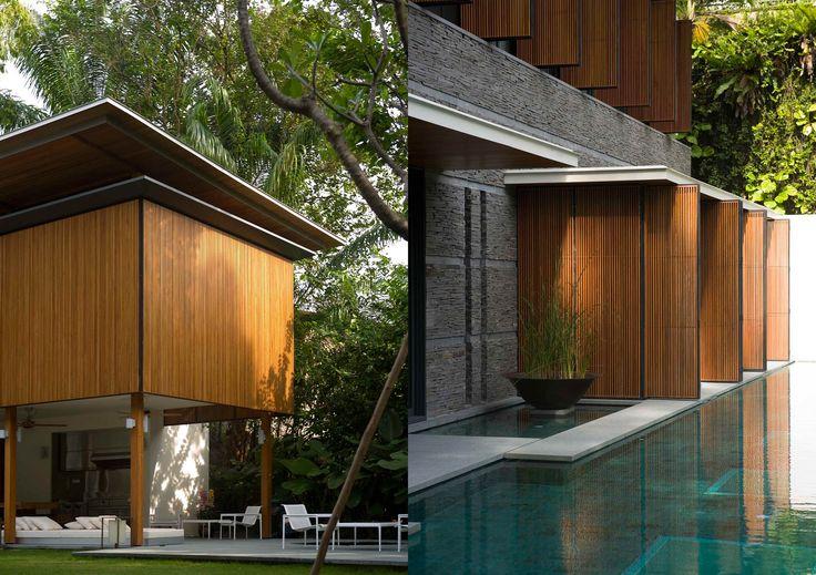 Nassim Road House | Bedmar  Shi