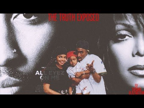 Tupac and Janet Jackson had a Baby 100% Proof! | All Eyez On Me Movie EXPOSED! - YouTube