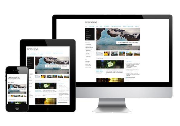 45 Plantillas WordPress.com con Post Slider en la home