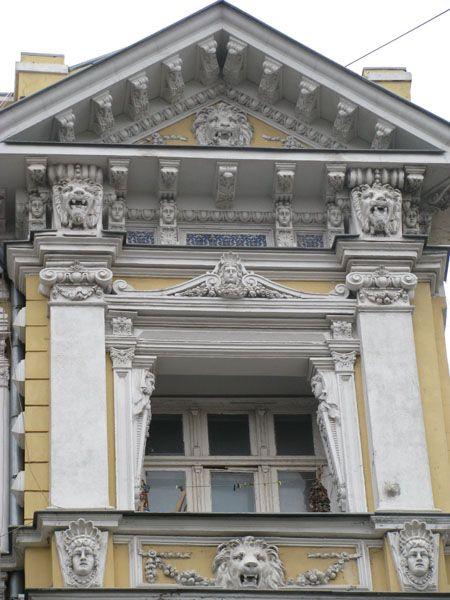 Одесса, Украина - Городская архитектура