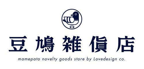 japanese logo // 豆鳩雜貨店