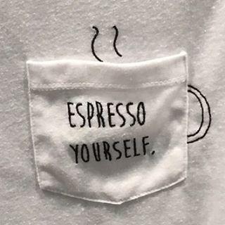 T-Shirt aufpimpen Idee für Kaffee-Liebhaber – #aufpimpen #fuer #Idee #KaffeeLie… #Cinda