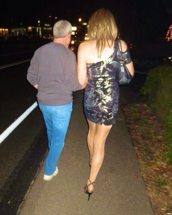 found on facebook crossdressing picture gallery romance