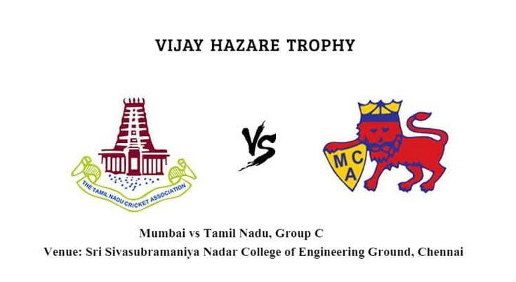 Mumbai Vs Tamil Nadu Group C Betting Tips And Match Prediction Betting Tamil Nadu Mumbai