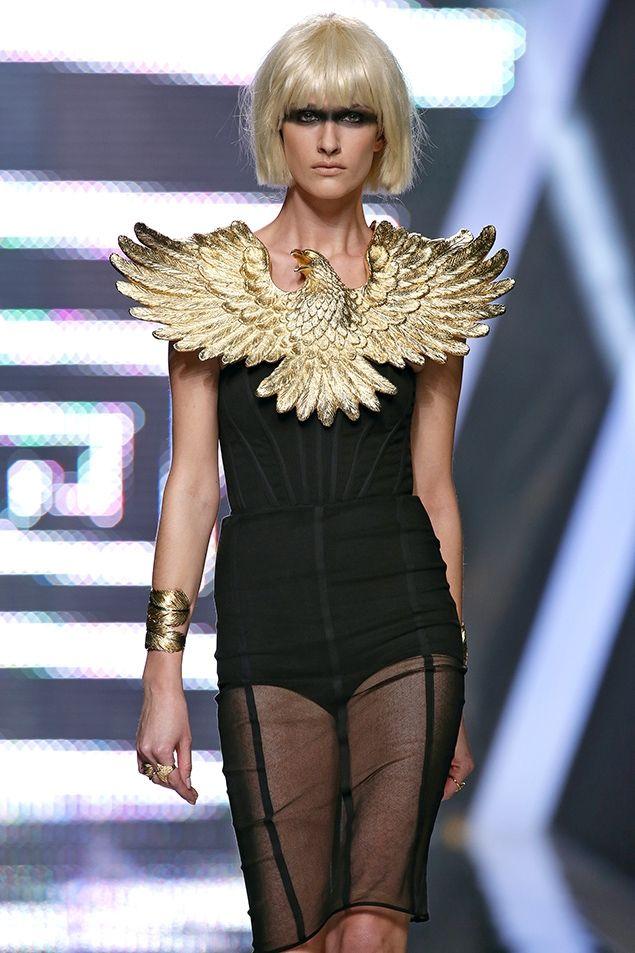 Aristocrazy - Madrid Fashion Week O/I 2014-2015 #mbfwm