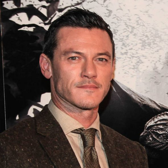 Welsh actor LUKE EVANS has issued a warning to stalkers and thieves who attempt to break-in to his home - he has an impressive sword collection and he knows how to use each one.