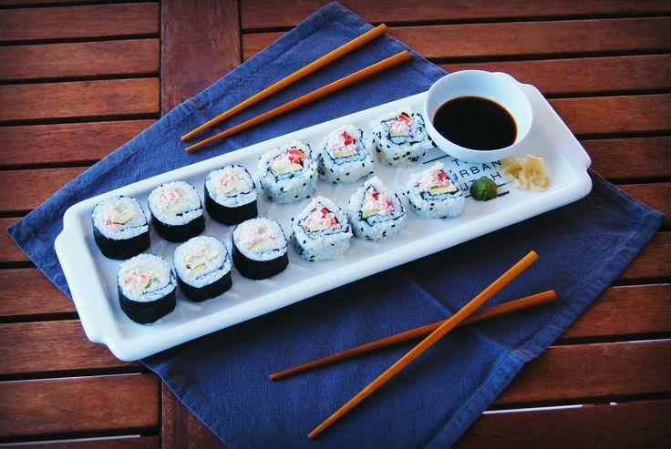 Homemade  Sushi!