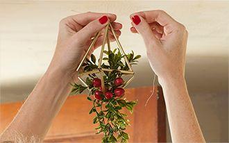DIY Mistletoe Prism | Glade Inspire