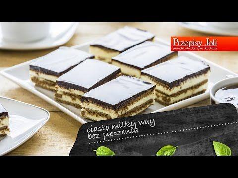 Ciasto Stefanka bez pieczenia - Jak zrobić - Smakowite Dania - YouTube