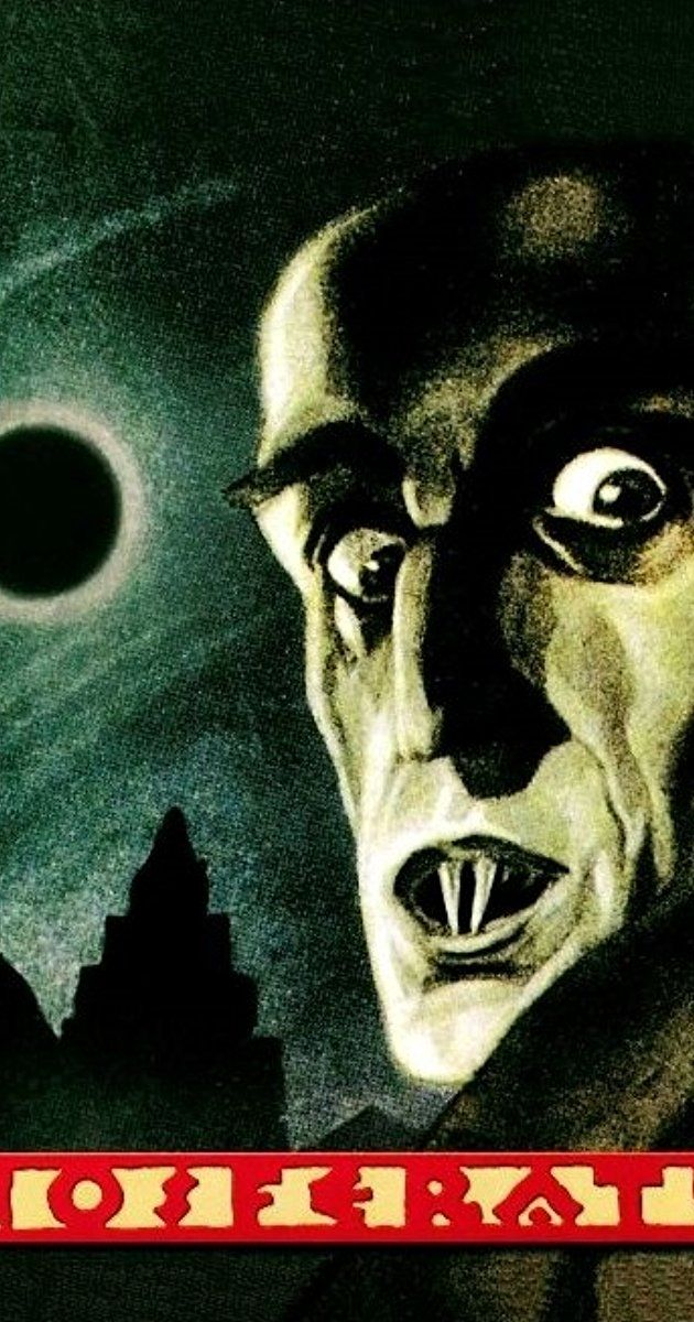 Directed by F.W. Murnau.  With Max Schreck, Greta Schröder, Alexander Granach. Vampire Count Orlok expresses interest in a new residence and real estate agent Hutter's wife.