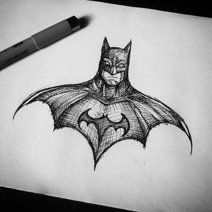 крутой татушки рисунок черной ручкой