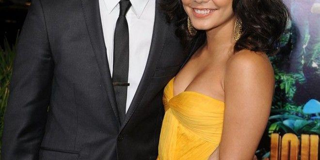 Cute Photo of Vanessa Hudgens and Austin Butler
