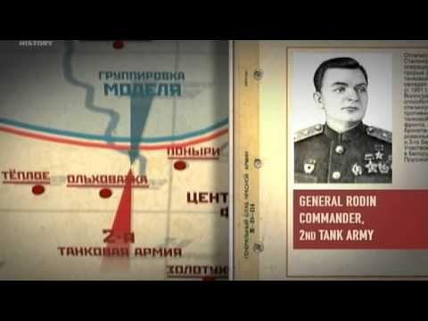 Szovjet vihar II. Világháború keleten (Kurszki csata 1942)5.rész