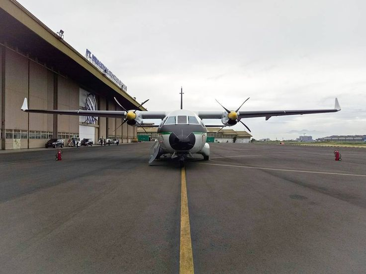 PT Dirgantara Indonesia Terbang Kirim CN235-220M Pesanan Senegal – JakartaGreater