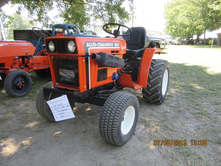 Lawn Tractor With Rear Pto : Images about muscle tractors on pinterest four