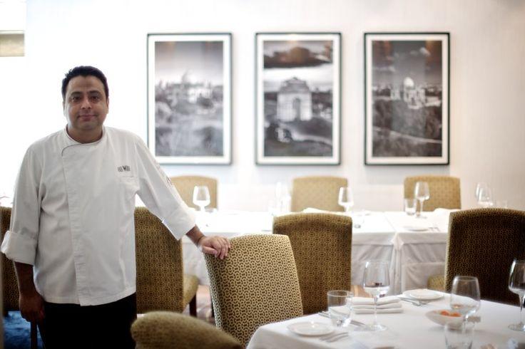 Chef's Corner with Manish Mehrotra