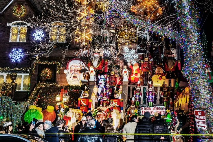How Brooklyn's Dyker Heights became America's most festive