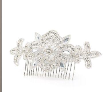 Constellation Rhinestone Bridal Hair Comb