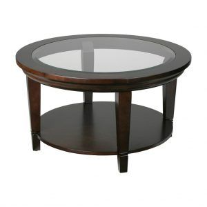 Small Round Coffee Table Will Provide You The Look And The Function. It Is  Also Safe Because It Has No Sharp Edges And Will Work Mostly For Small  Spaces Of