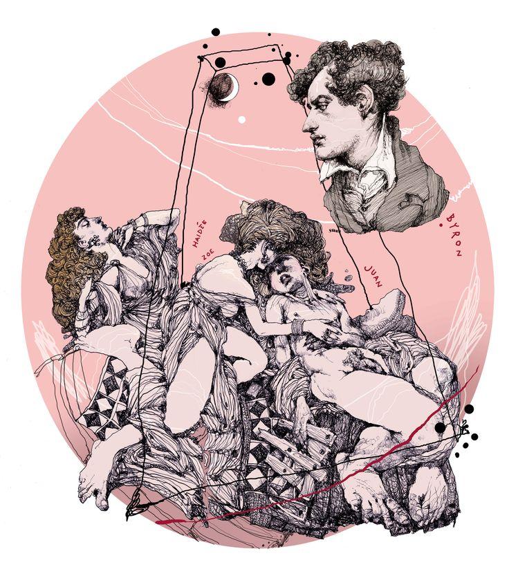 Lord Byron, by Paul van der Steen