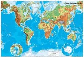 En 1º ESO, dentro de la materia de Geografía e Historia están trabajando los mapas físicos del mundo. Os dejamos un esbozo del trabajo que van a realizar, y próximamente publicaremos los mejores trabajos.