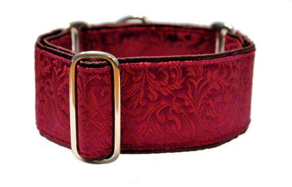 Brocade Dog Collar