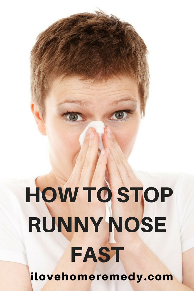 Got runny nose? Having a runny nose can be very irritated. I have been looking for away to stop runny nose naturally. And I have found great video that shows how to stop runny nose fast in a very simple way.