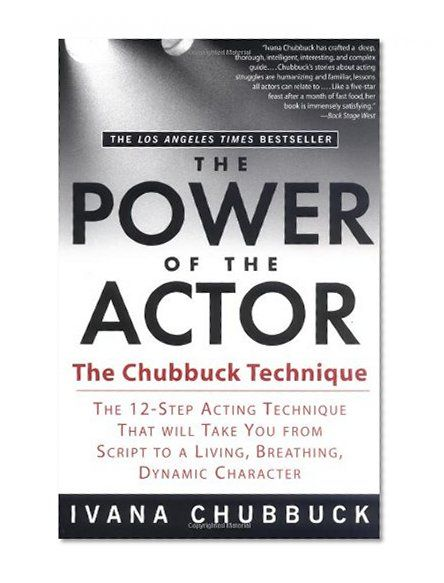 403 best theatre tools images on pinterest acting tips musical the power of the actor the chubbuck technique the acting technique that will take you from script to a living breathing dynamic character fandeluxe Images