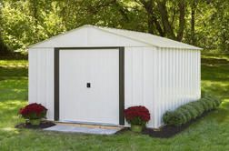 Arrow Arlington 10'W x 12'D Steel Building from Menards $419.00