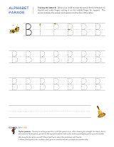 Preschool and kindergarten worksheets - Alphabet ParadeFree Letters, Letter Tracing, Alphabet, Letters Worksheets, Easy To Following Arrows, Letters Tracing Worksheets, Tracing Letters, Kindergarten Worksheets, Proper Formations