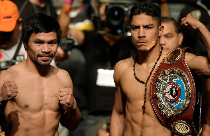 This Week In Boxing Biz: Manny Pacquiao-Jessie Vargas - 3 Reasons To Watch; Alvarez-Golovkin Update