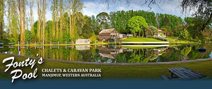 MANJIMUP - Fontys Pool & Caravan Park