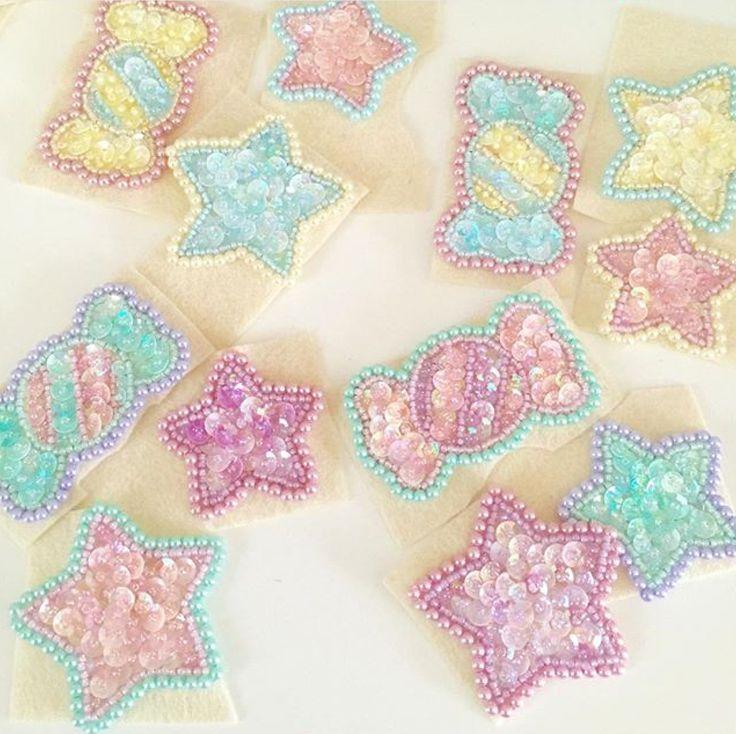 Cute (・ω・)ノ 日本 DIY Pastel handmade JP