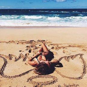 Resultado de imagem para praia fotos criativas