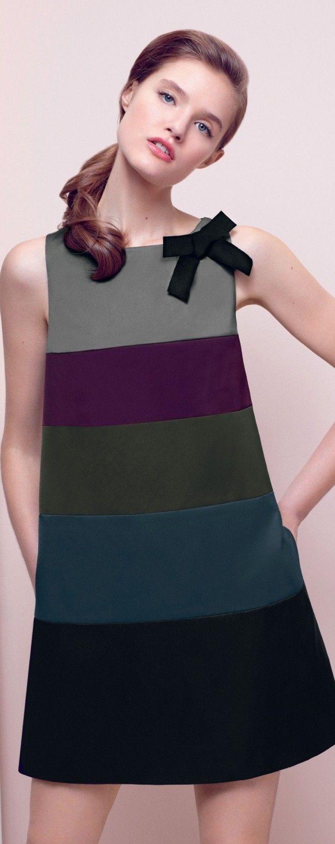 Divina la forma del vestido