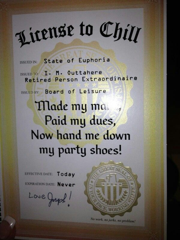 25+ best ideas about Retirement party themes on Pinterest ...