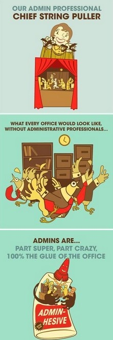 April 24th, 2013 - National Administrative Professional Day! | » MyJourneytoLean.com