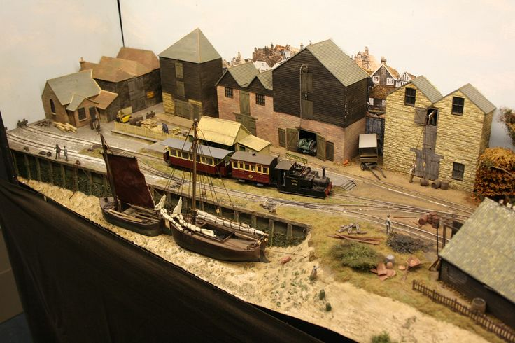 Nottery Quay 009 Interesting Model Railways Layouts