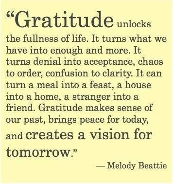 Great Quotes. /FancyQuoteTees Gratitude. Fullness of Life. Acceptance. Clarity. Peace.