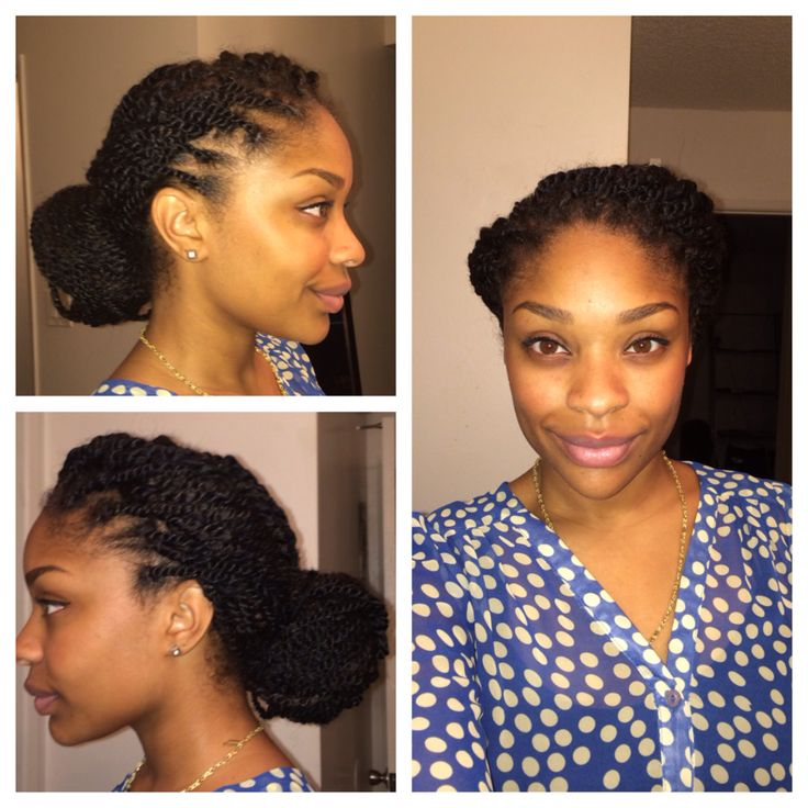 Marley Twists Conservative Style For Work Puff Love Pinterest