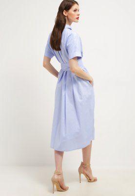 van Laack KAITH - Sukienka koszulowa - hellblau za 1089 zł (19.02.16) zamów bezpłatnie na Zalando.pl.