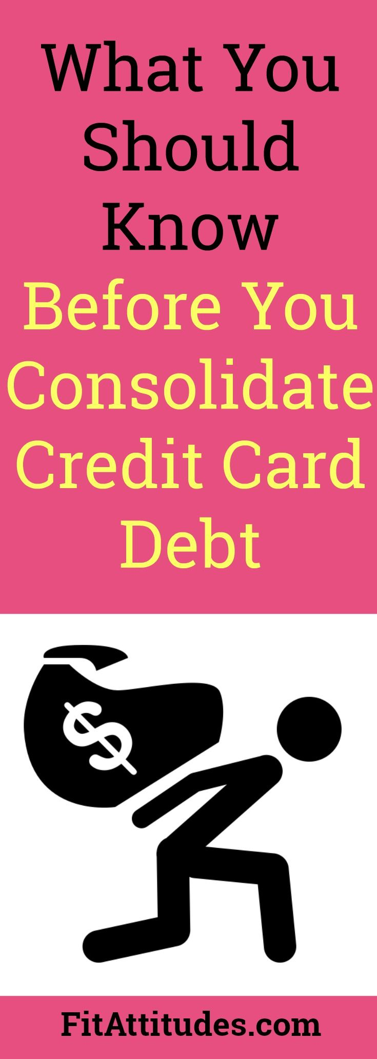 Credit Card Debt Consolidation Tips