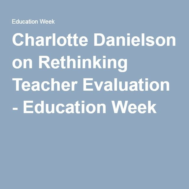 Top  Best Charlotte Danielson Ideas On   Teacher