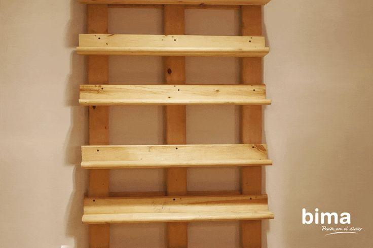 7 best celebraci n 19 aniversario muebles bima images on - Clavos para madera ...